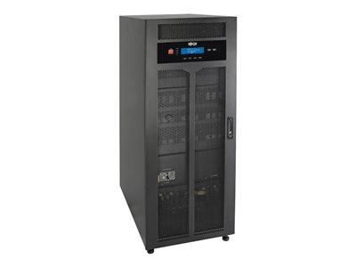 Tripp Lite 20kVA 20kW Smart Online 3-Phase UPS 208/120V 220/127V Double Conversion Tower N+1 Extend