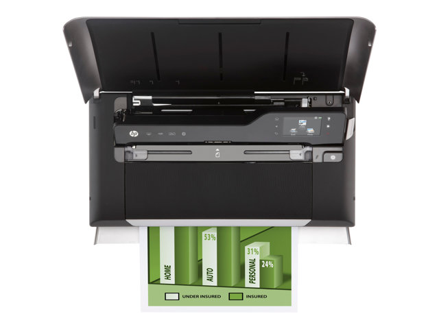 Copy Print Scan Hp Officejet 150 Mobile All In One Inkjet Printer Office Products Inkjet Printers