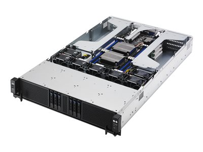 ASUS ESC4000 G3S Server rack-mountable 2U 2-way RAM 0 MB SATA hot-swap 2.5INCH