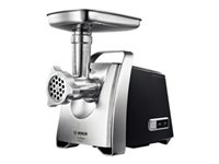 Bosch ProPower MFW68660 Kødhakkemaskine Food processor-funktion Sort