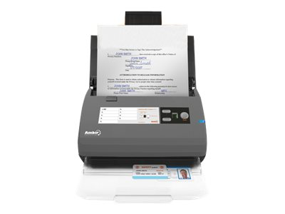 Ambir ImageScan Pro 820ix Document scanner Duplex Legal 600 dpi x 600 dpi