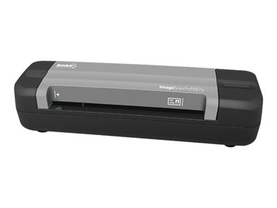 Ambir ImageScan Pro 667ix For Athena Users sheetfed scanner 4.13 in x 10 in 600 dpi