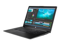 HP ZBook Studio G3 Mobile Workstation Ultrabook Core i7 6700HQ / 2.6 GHz