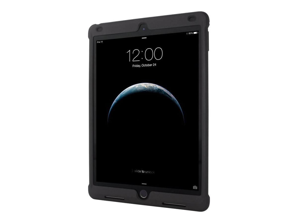 Kensington BlackBelt 1st Degree Rugged Case - Hintere Abdeckung für Tablet - Schwarz - für Apple iPad Air 2