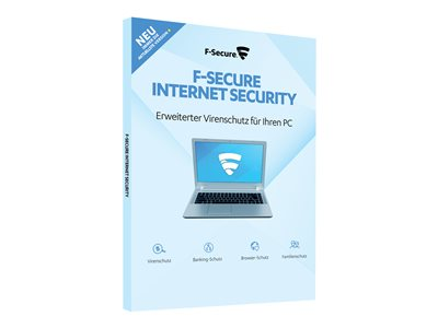 Internet Security - box pack (1 anno) - 1 PC