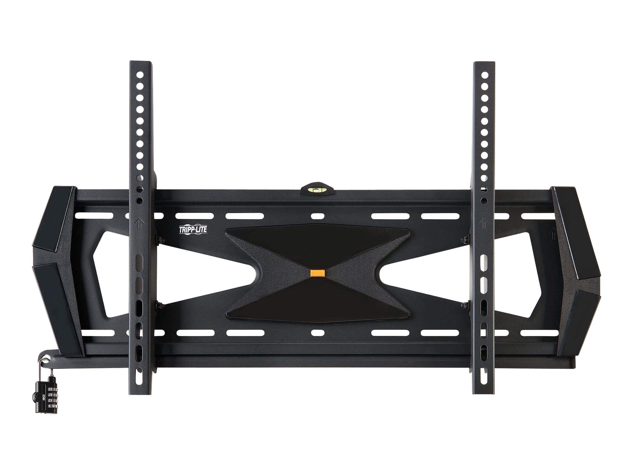 """Tripp Lite Heavy-Duty Tilt Security Display TV Wall Mount for 37"""" to 80"""" TVs and Monitors, Flat or Curved Screens - mou…"""