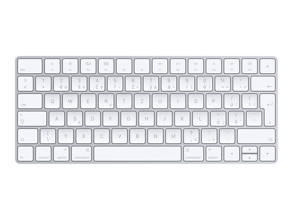 Apple Magic Keyboard - Tastatur - Bluetooth - Tschechisch
