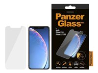 PanzerGlass Original Krystalklar for Apple iPhone 11 Pro, X, XS