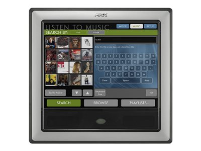 AMX Modero VG Series NXT-1500VG Touch panel display LCD 15 in cable