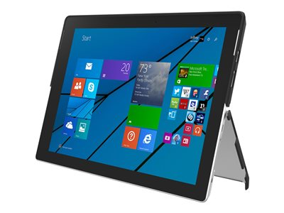Incipio Feather Beskyttelsescover Sort Microsoft Surface 3