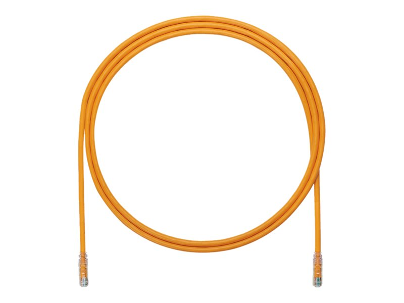 Panduit TX6A 10Gig patch cable - 50 cm - orange
