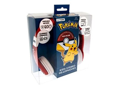 Pokeball Junior Headphones