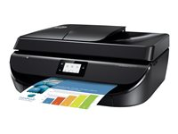 HP Officejet 5255 All-in-One Multifunction printer color ink-jet