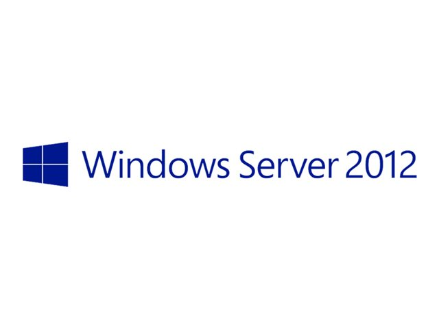 Microsoft Windows Server 2012 Standard Edition - Licence - 2 additional processors - Multilingual