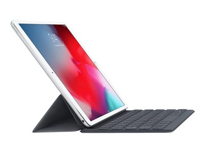 Apple Smart - Keyboard and folio case - Apple Smart connector - QWERTY