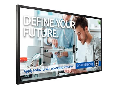 Planar QE9850-T 98INCH Class QE Touch Series LED display interactive digital signage
