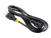 C2G 12ft 18 AWG Universal Right Angle Power Cord (NEMA 5-15P to IEC320C13R) Power cable
