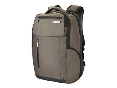 Samsonite Tectonic Cross Fire Notebook carrying backpack 15.6INCH black, green