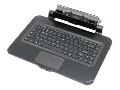DT Research - keyboard - with touchpad - US