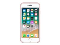iPhone 8/7 Silicone Case - Pink Sand, iPhone 8/7 Silicone Case -