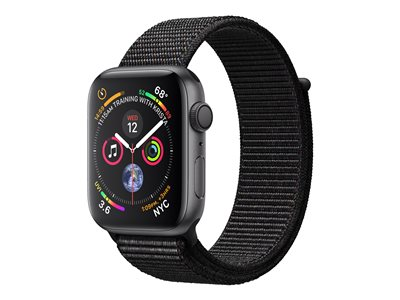 Apple Watch Series 4 (GPS) 44 mm Grå Smart ur