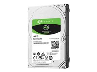 "Seagate Guardian BarraCuda ST3000LM024 - Disque dur - 3 To - interne - 2.5"" - SATA 6Gb/s - 5400 tours/min - mémoire tampon : 128 Mo"