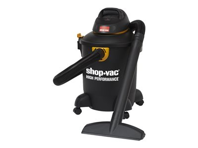 Shop-Vac High Performance SS12-350A Vacuum cleaner canister black