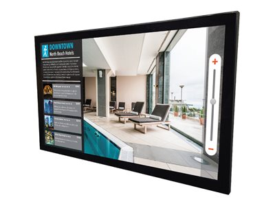 NEC OLP-484 Touch overlay 41.6 x 23.5 in multi-touch (80-point) projected capacitive