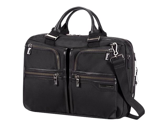 Samsonite GT Supreme Bailhandle 15,6 EXP Black/Black - 64033-1050