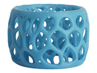 3D Systems Cube 3 - Glow-in-the-dark neon blue - ABS filament (3D) - for 3D Systems Cube 3