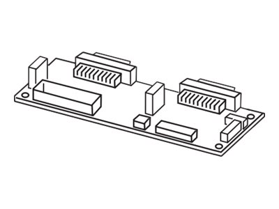 Lexmark - interconnect card assembly