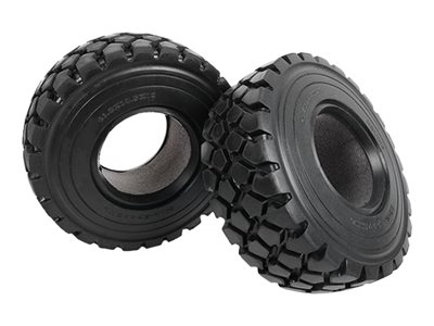 "- MIL-SPEC ZXL 1.9"" Single Tire"