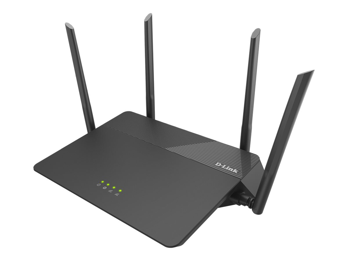 D-Link DIR-878 - wireless router - 802.11a/b/g/n/ac - desktop
