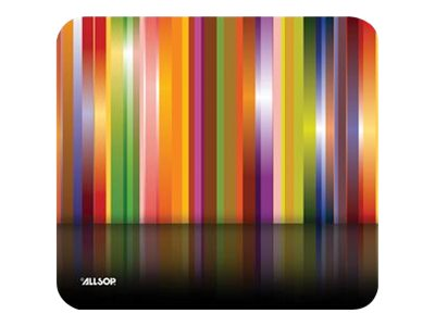Allsop Naturesmart MousePad Tech Mouse pad multi stripes