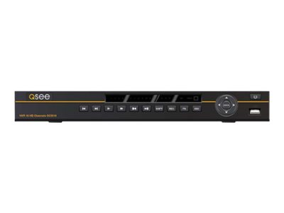 Q-See QC826 NVR 16 channels networked