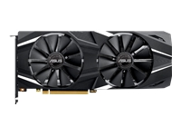 Picture of ASUS DUAL-RTX2070-8G - graphics card - GF RTX 2070 - 8 GB (DUAL-RTX2070-8G)