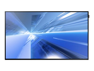 Samsung DM55E 55INCH Class DME Series LED display with TV tuner digital signage full shade