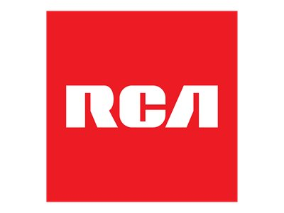 RCA Mounting plate RJ-45 X 2, F connector X 2 white