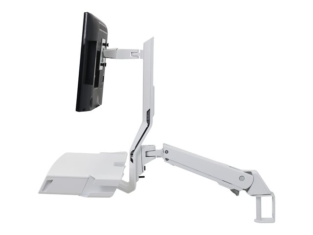 Ergotron StyleView Combo Arm with Worksurface & Pan