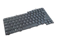 Dell - Tastatur - hinterleuchtet - US International - für Dell Latitude E7450