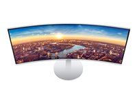 Samsung C34J791WTN CJ79 Series QLED monitor curved 34INCH (34INCH viewable) 3440 x 1440 WQHD