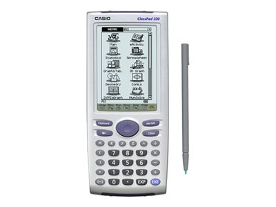 Casio ClassPad 330 Graphing calculator USB battery