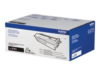 Brother TN-890 Ultra High Yield black original toner cartridge