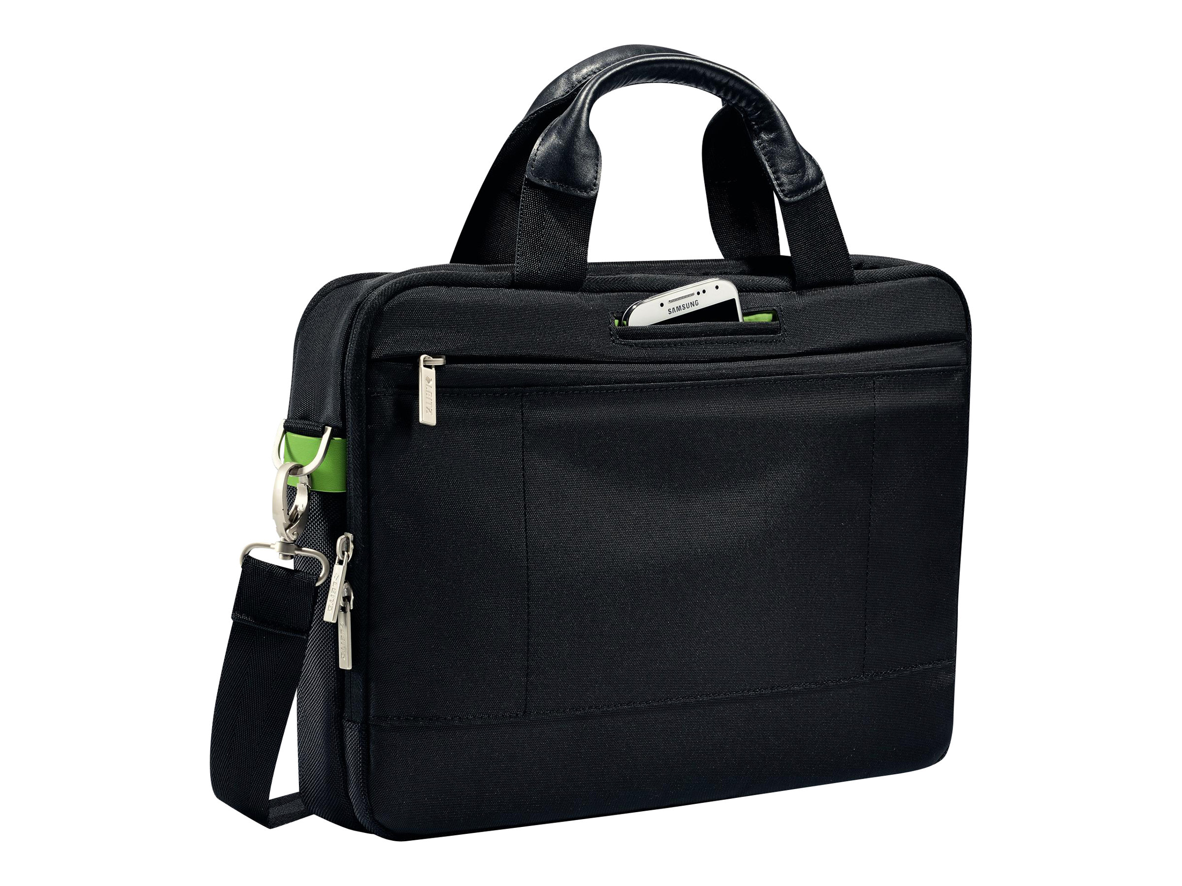 Leitz Smart Traveller - Notebook-Tasche - 33.8 cm (13.3
