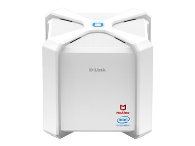 D-Link DIR-2680 Wireless router 3-port switch GigE 802.11a/b/g/n/ac Wave 2 Dual