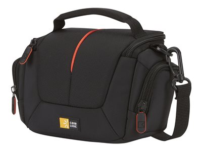 Case Logic DCB 305 Carrying bag for digital photo camera / camcorder nylon, polyester b