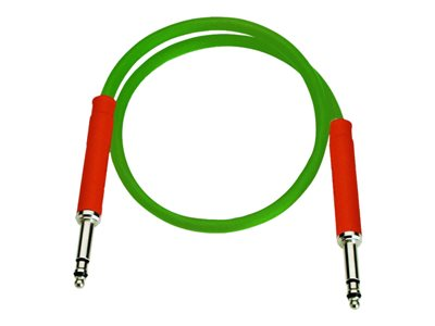 Coloured Patch Cables câble audio - 60 cm