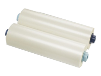 GBC Laminating Roll Film - 2-pack - glossy - Roll (63.5 cm x 75 m) lamination film