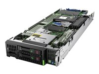 HPE ProLiant BL460c Gen9 Server blade 2-way 2 x Xeon E5-2697V4 / 2.3 GHz RAM 128 GB