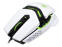 Kaliber Gaming FOKUS Pro Laser Gaming Mouse Mouse right and left-handed laser 8 buttons
